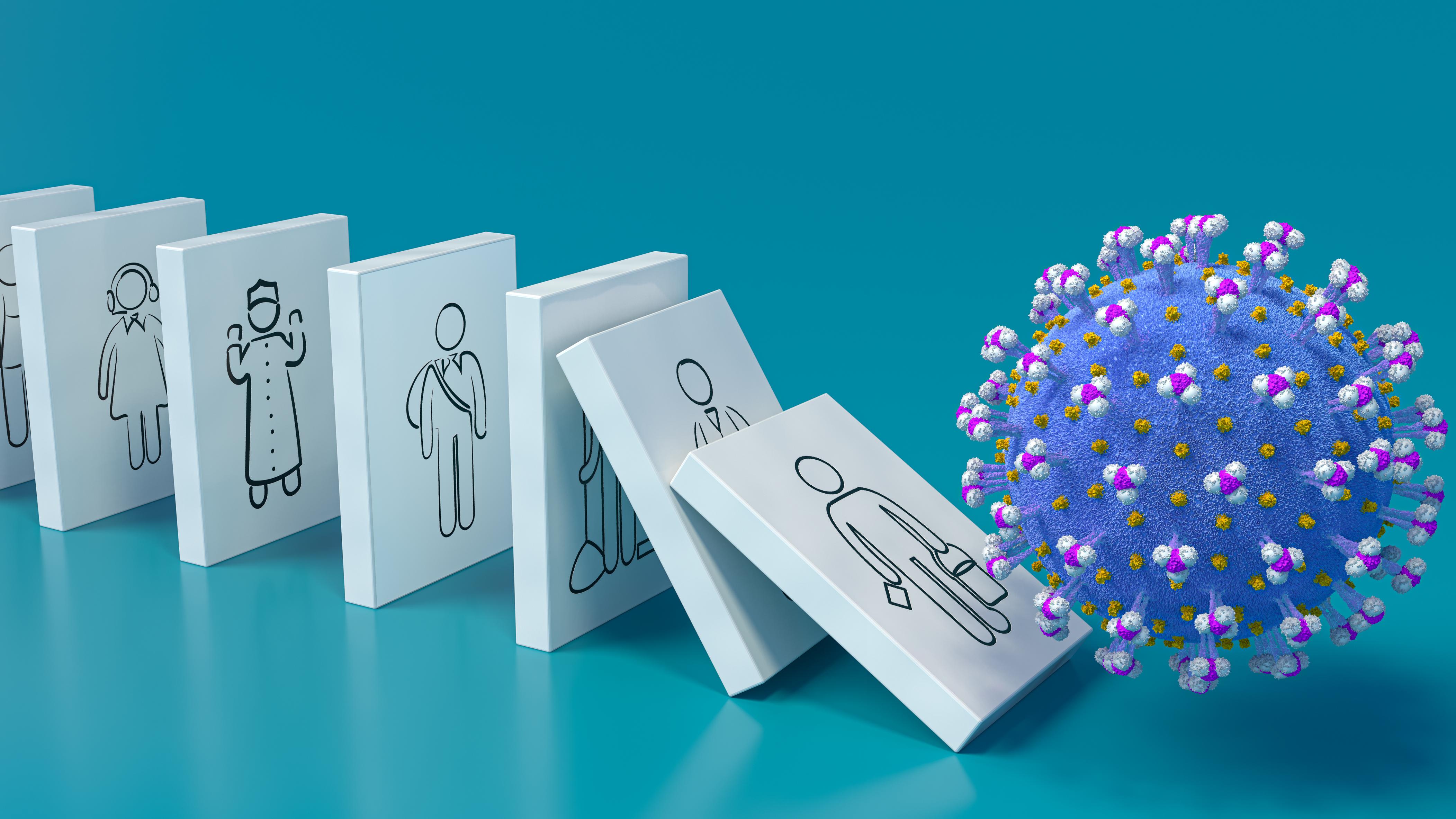Regimul concediilor medicale pentru izolare COVID