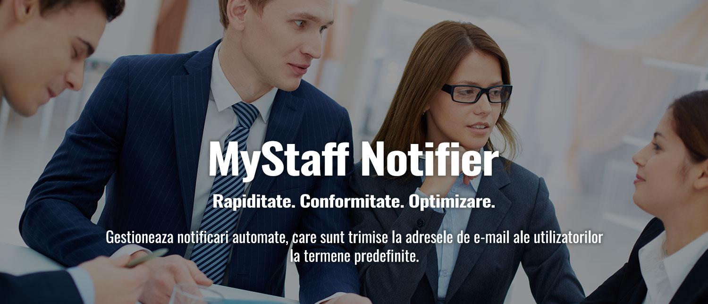 MyStaff Notifier