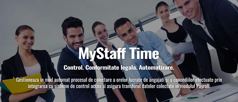 MyStaff Time