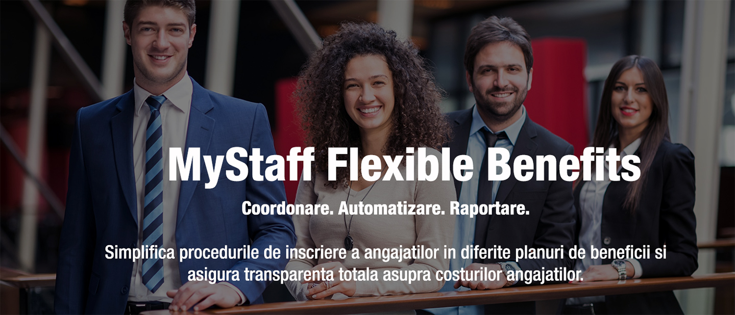 MyStaff Flexible Benefits