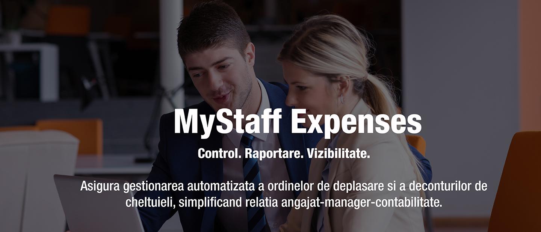 MyStaff Expenses