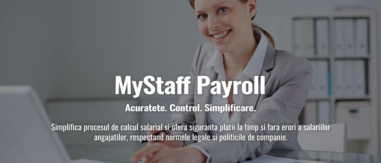 MyStaff Payroll